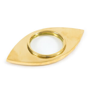 Brass Objects - Brass Magnifying Glass