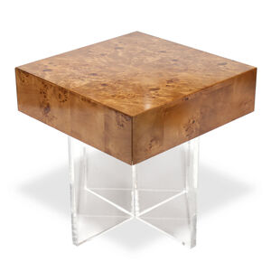 Cocktail, Side & Console Tables - Bond End Table