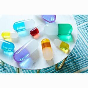 ALL DÉCOR - Small Acrylic Pill