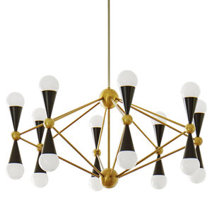 Ceiling Lamps - Caracas 16-Light Chandelier