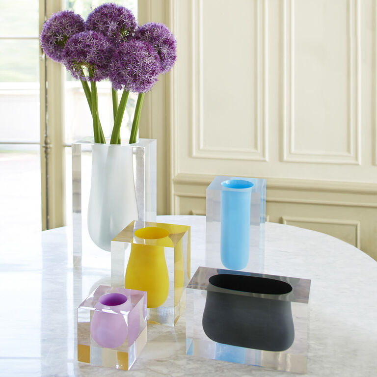 Holding Category for Inventory - Bel Air Scoop Vase