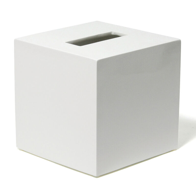Holding Category for Inventory - Lacquer Tissue Box