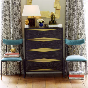 Dressers & Chests - Berlin Four-Drawer Chest
