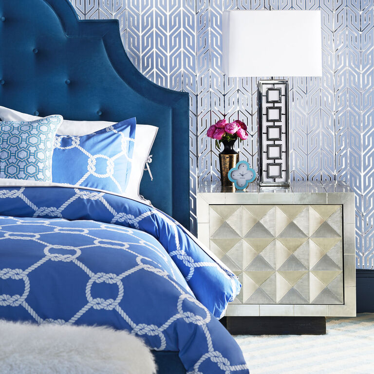 Templeton King Bed | Modern Furniture | Jonathan Adler