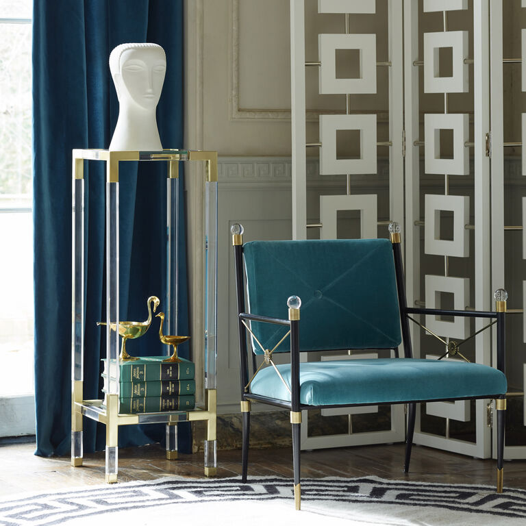 Jacques Pedestal | Modern Furniture | Jonathan Adler