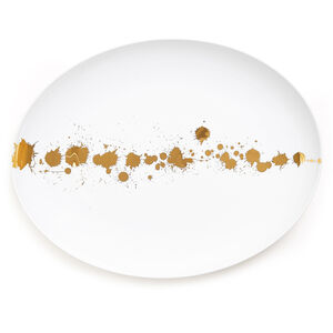 Passover - 1948° Oval Serving Plate