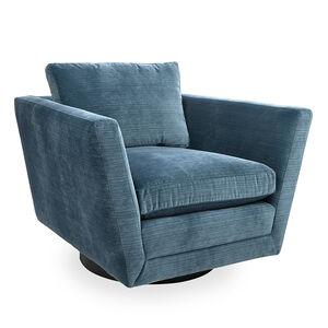 Sebastian Swivel Chair Modern Furniture Jonathan Adler