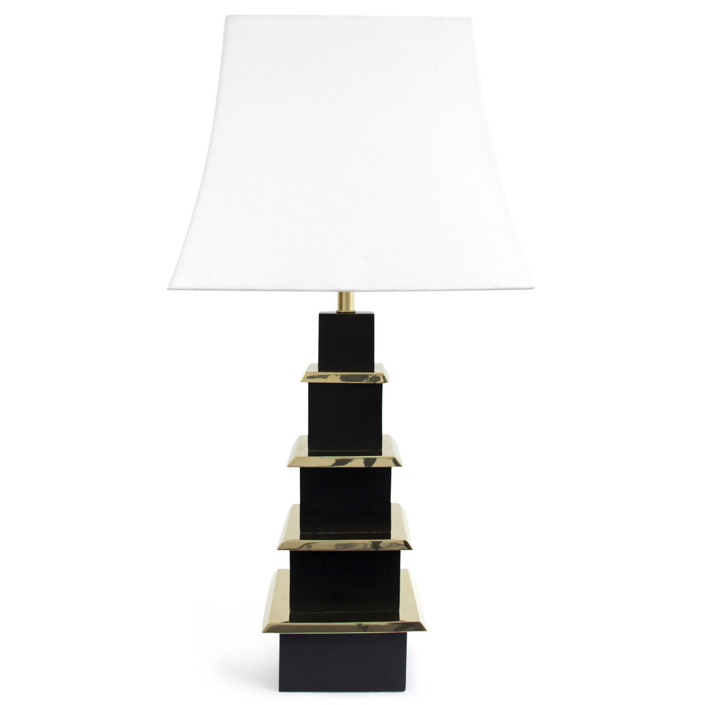 Holding Category For Inventory   Pagoda Table Lamp