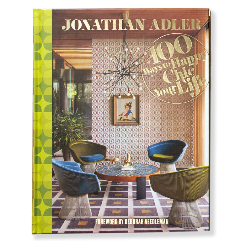 Books - 100 Ways To Happy Chic Your Life