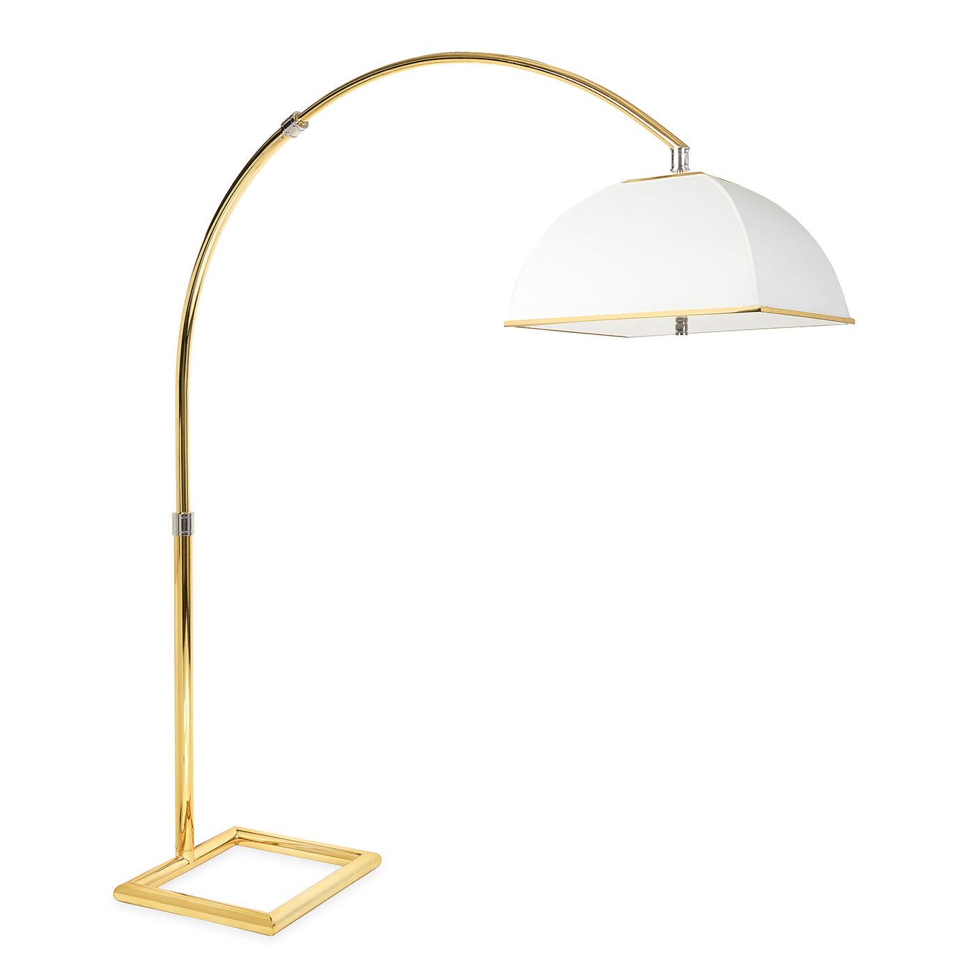 Floor Lamps   Electrum Arc Floor Lamp
