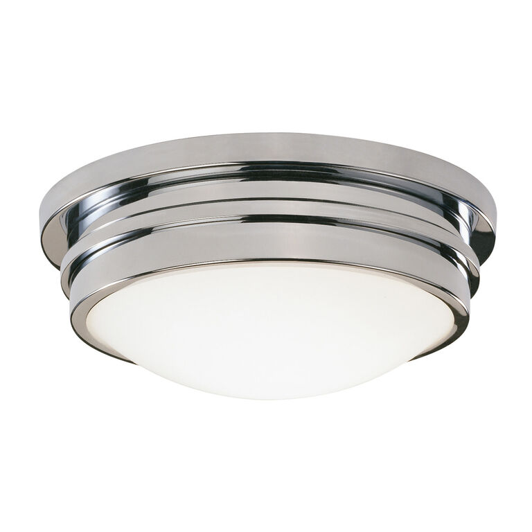 Flush Mounts - Small Roderick Flush Mount Lamp