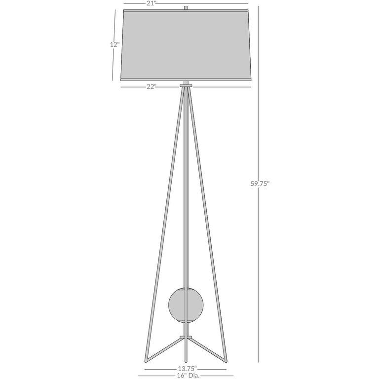 Floor Lamps - Ojai Floor Lamp