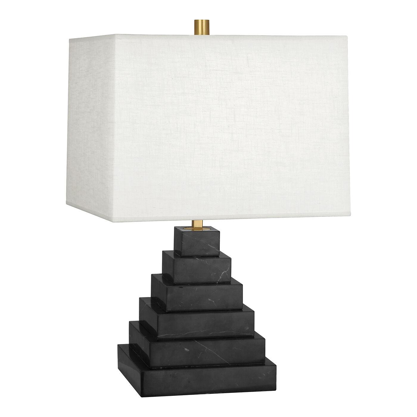 Table Lamps   Canaan Pyramid Table Lamp