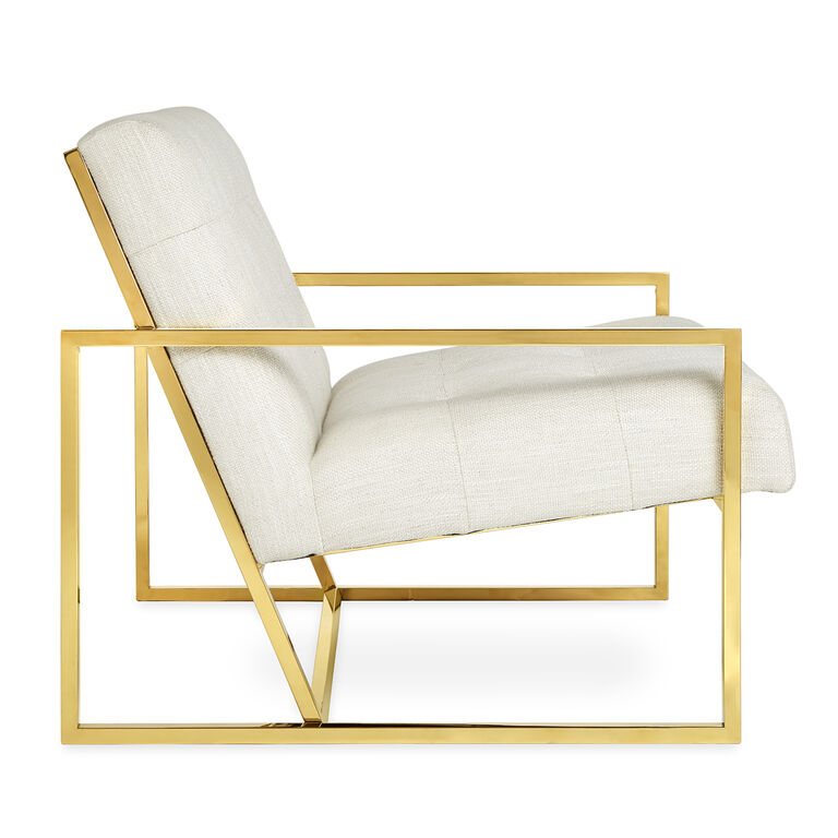 Launge Chair goldfinger lounge chair | modern furniture | jonathan adler