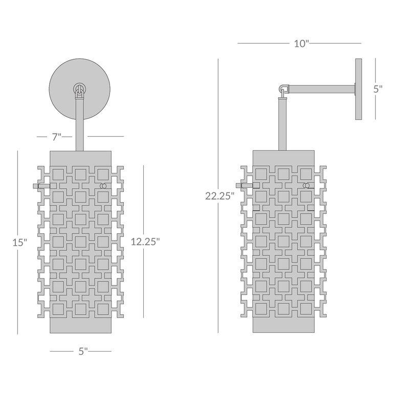 Wall Lamps & Sconces - Parker Pendant Sconce