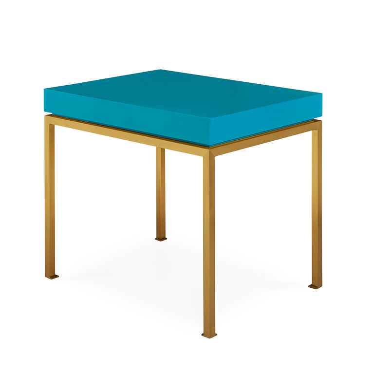 Tall Peking Side Table Modern Furniture Jonathan Adler
