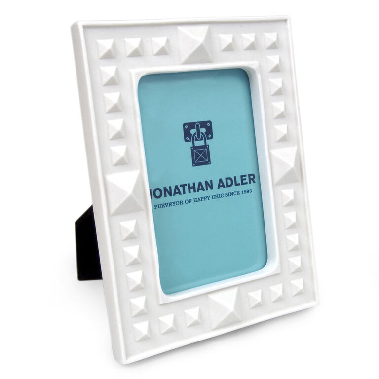 Picture Frames - Charade Studded Frame 4 x 6