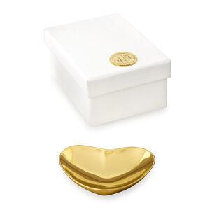Brass Objets - Brass Heart Dish