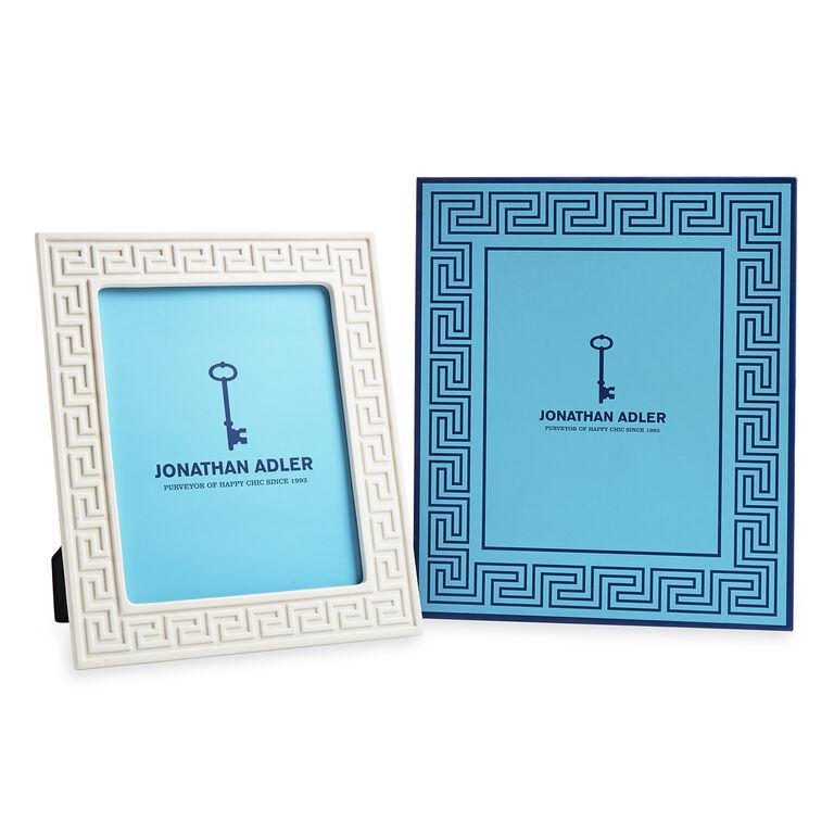 Picture Frames - Charade Greek Key Frame 8 x 10