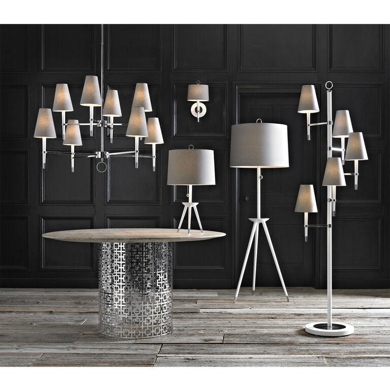 Floor Lamps - Ventana Spiral Floor Lamp