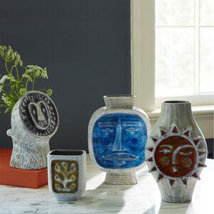 Vases - Glass Menagerie Lion Vase