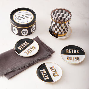 Coasters - Master Cleanse Coasters