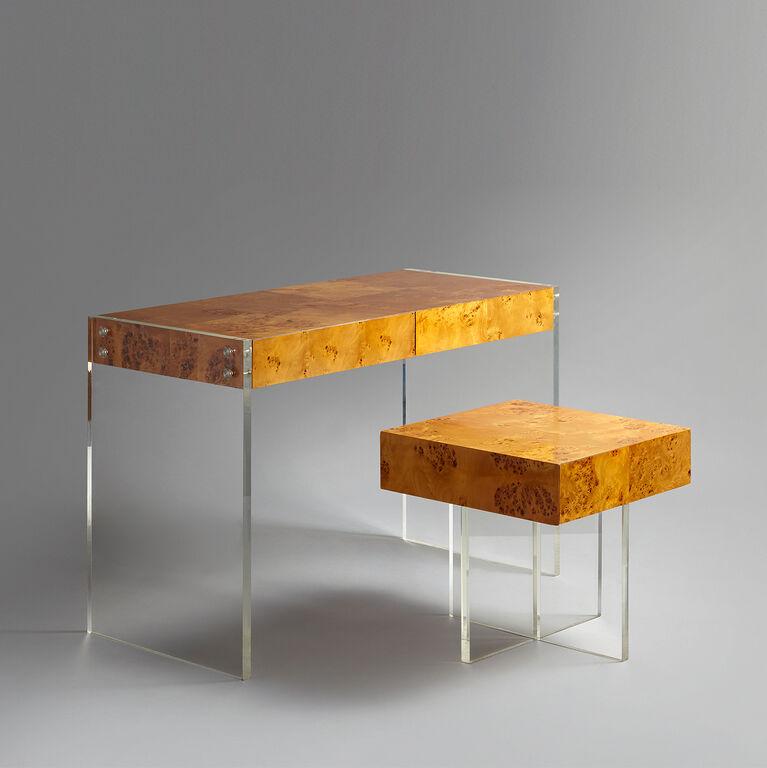 Tables - Bond End Table