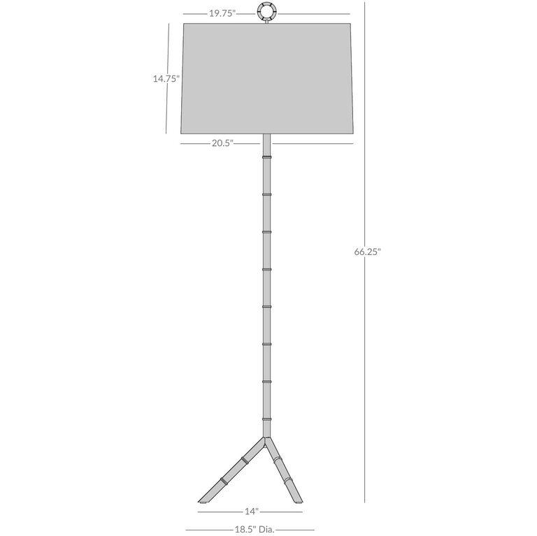 Floor Lamps - Meurice Floor Lamp
