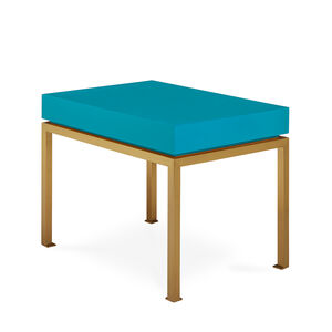All New - Short Peking Side Table