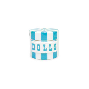 Cookie Jars & Canisters - Dolls Canister