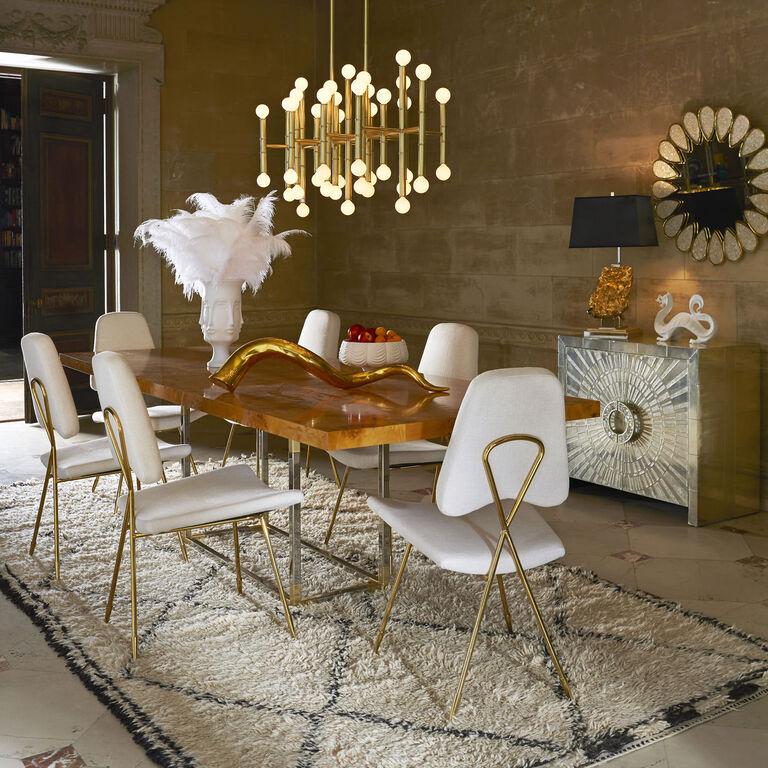 jonathan adler lighting meurice canada modern bond dining room sale