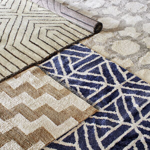 Hand-Knotted - Meurice Hand-Knotted Rug