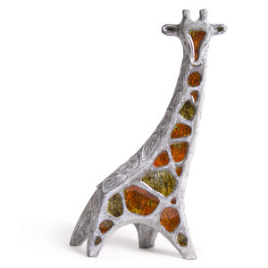 Decorative Objects - Glass Menagerie Giraffe
