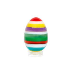 Acrylic Objets - Medium Stacked Acrylic Egg