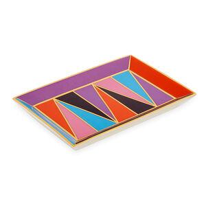Trays - Harlequin Rectangle Tray
