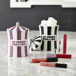 All Dining - Glitter Canister