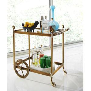 Bars & Bar Carts - Cheval Bar Cart
