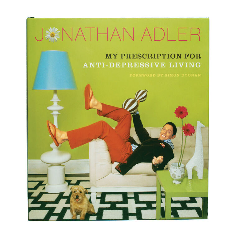 Books - My Prescription For Antidepressive Living