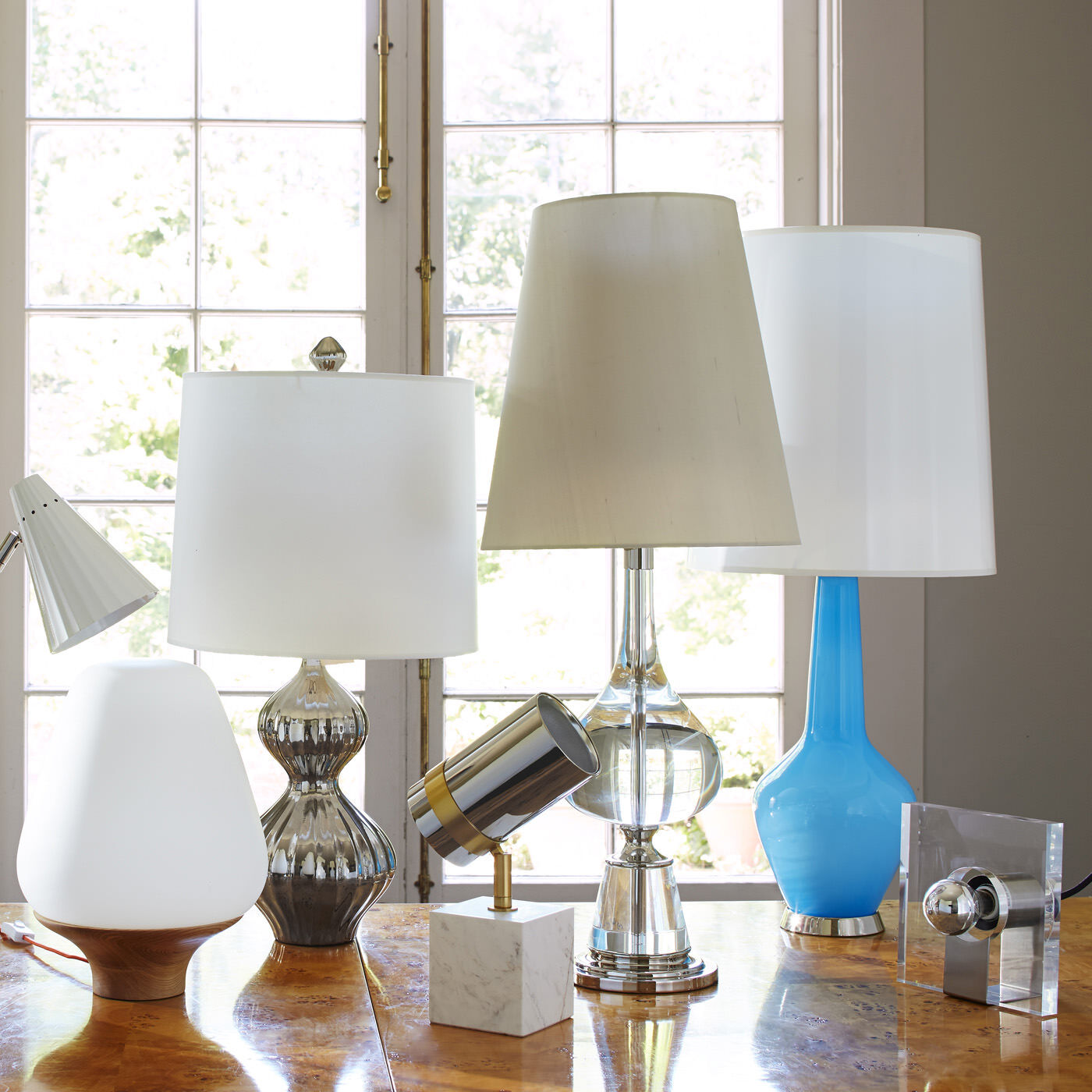 Table L&s - Claridge Genie Table L& & Claridge Genie Table Lamp   Modern Table Lamps   Jonathan Adler azcodes.com