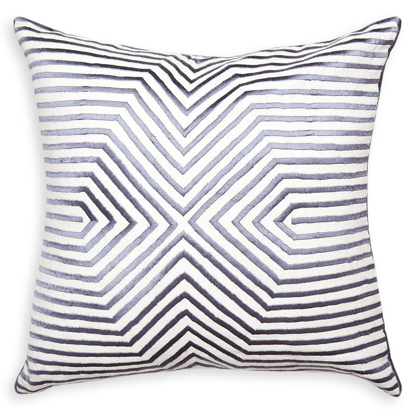 patterned stella x throw pillow