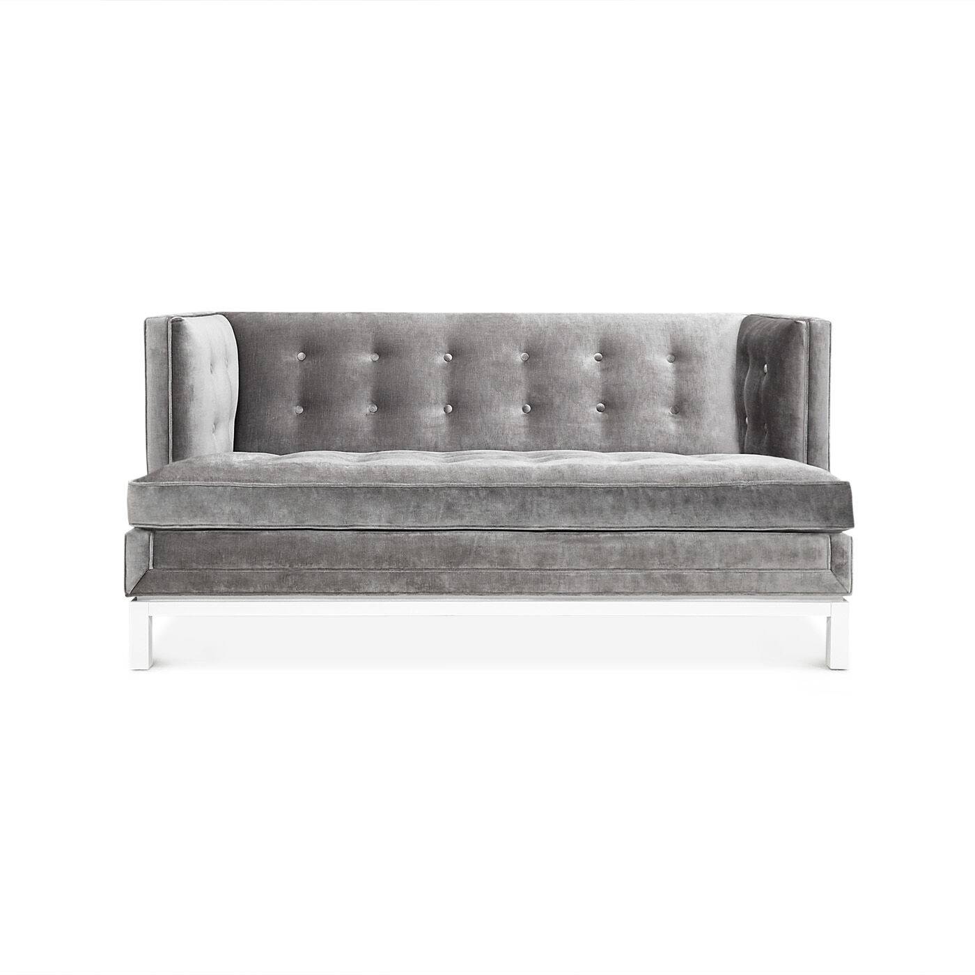 Jonathan Adler | Lampert T Arm Loveseat