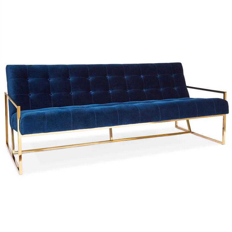 Goldfinger Apartment Sofa Modern Furniture Jonathan Adler - Apartment sofas
