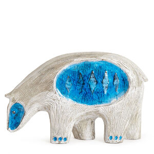 Pottery - Glass Menagerie Polar Bear