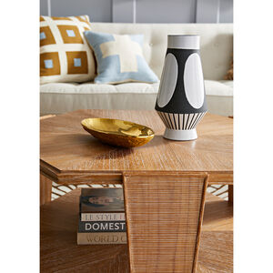 Bowls - Medium Brutalist Brass Bowl