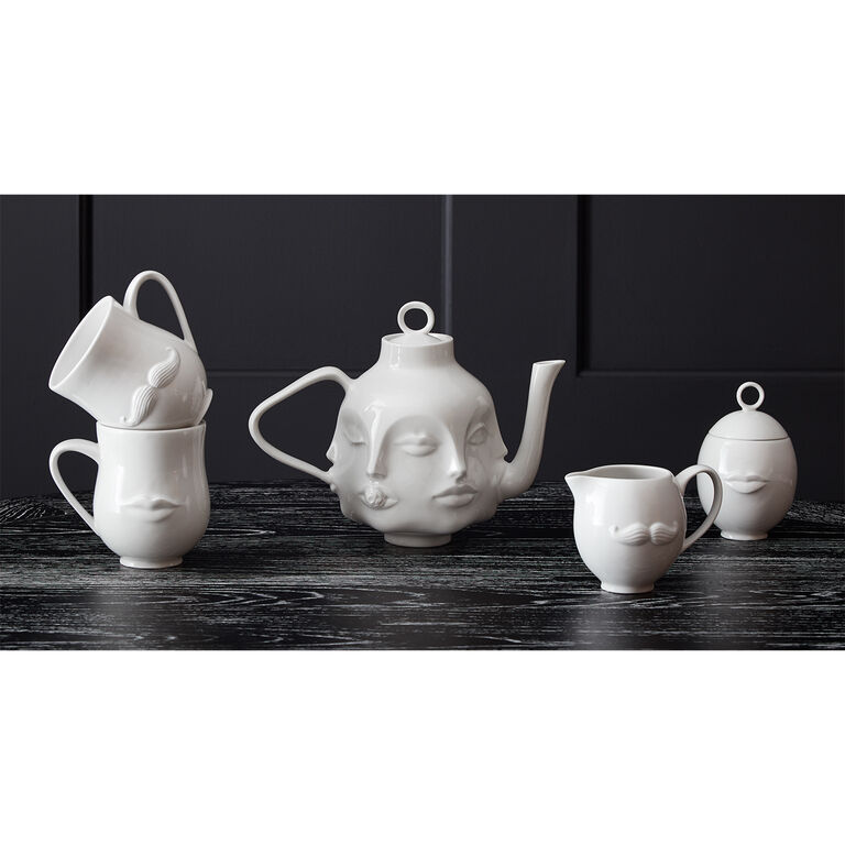 Teapots & Tea Sets - Muse Reversible Sugar Bowl