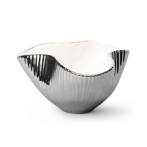 Bowls - Small Metallic Pinch Bowl