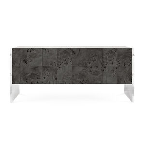 Consoles & Credenzas - Bond Four-Door Console