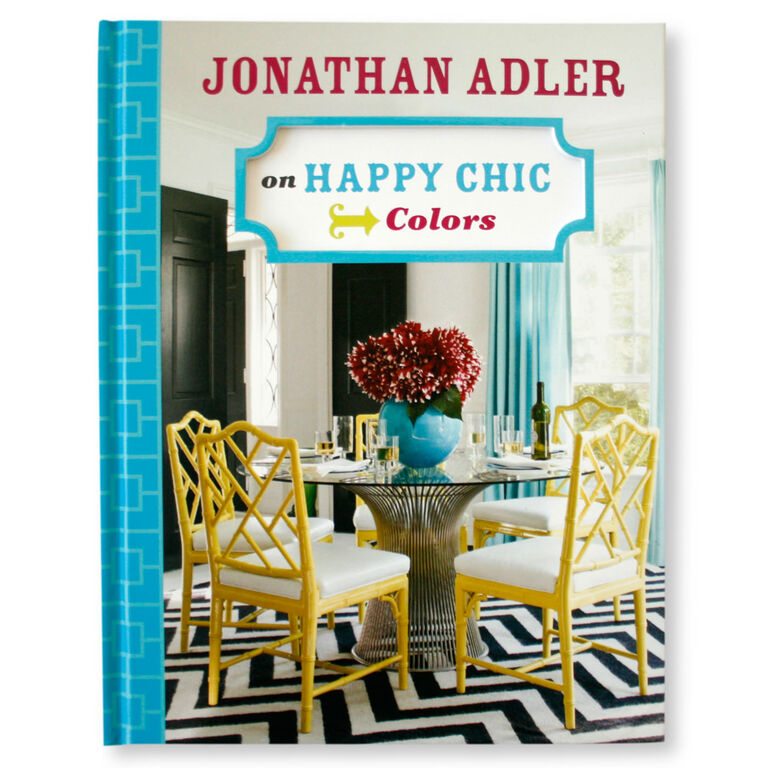 Books - Happy Chic Colors